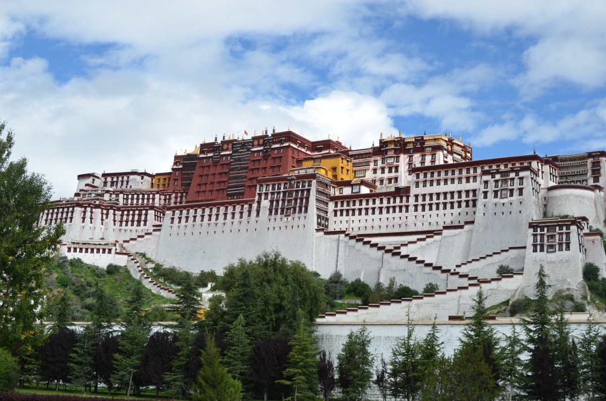 Tempels & kloosters in Lhasa